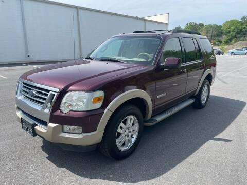 2006 Ford Explorer for sale at Allrich Auto in Atlanta GA