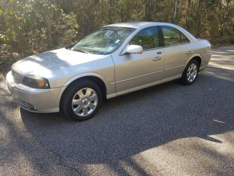 2004 Lincoln LS for sale at J & J Auto Brokers in Slidell LA