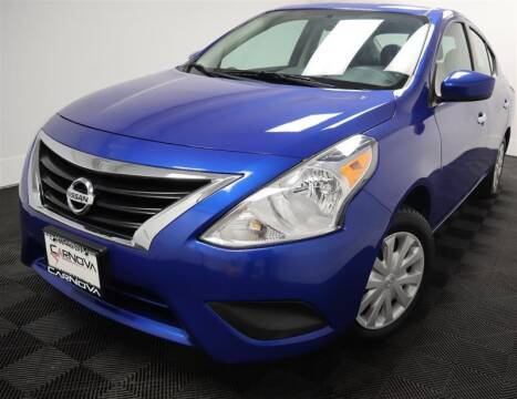 2017 Nissan Versa for sale at CarNova in Stafford VA
