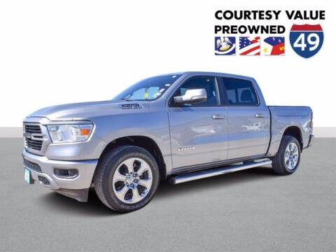 2020 RAM Ram Pickup 1500 for sale at Courtesy Value Pre-Owned I-49 in Lafayette LA