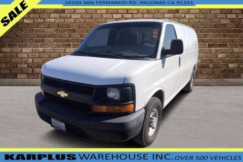 2014 Chevrolet Express Cargo for sale at Karplus Warehouse in Pacoima CA