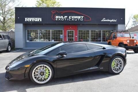 2009 Lamborghini Gallardo for sale at Gulf Coast Exotic Auto in Biloxi MS