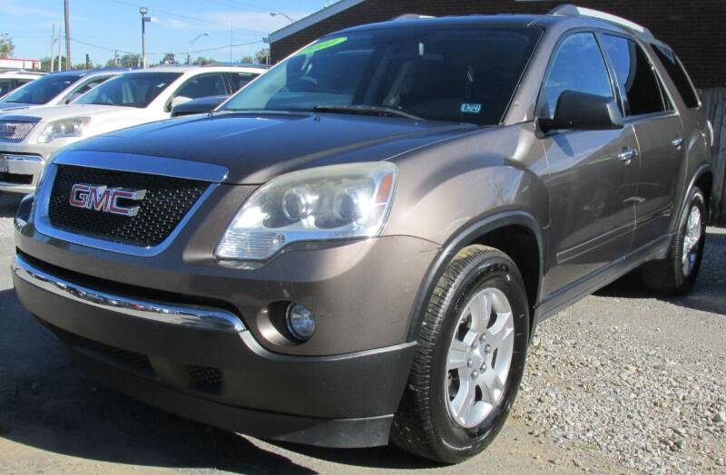 2011 GMC Acadia for sale at Express Auto Sales in Lexington KY