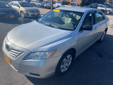 2007 Toyota Camry for sale at KINGSTON AUTO SALES in Wakefield RI