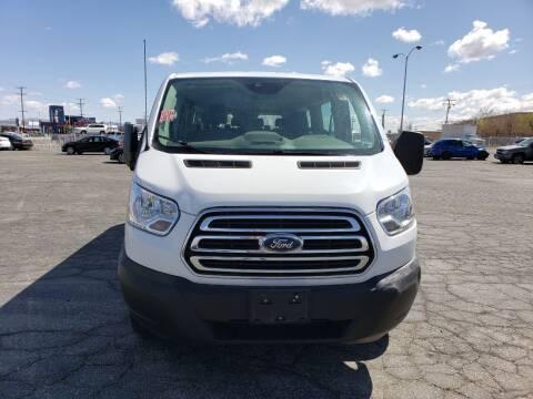 2019 Ford Transit Passenger for sale at ELITE MOTORS in Victorville CA