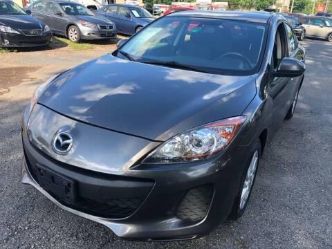2012 Mazda MAZDA3 for sale at Atlantic Auto Sales in Garner NC
