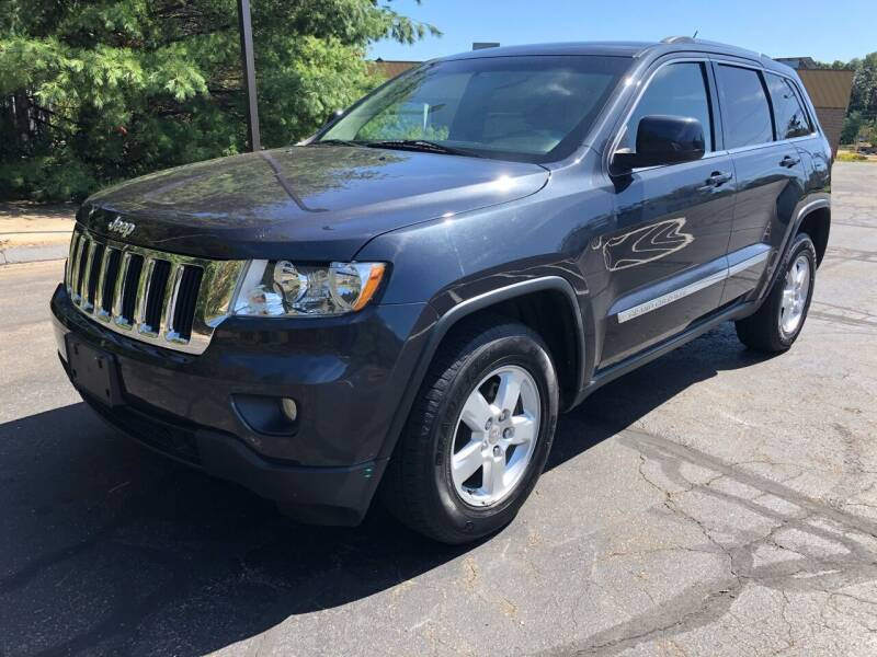 2013 Jeep Grand Cherokee for sale at Branford Auto Center in Branford CT