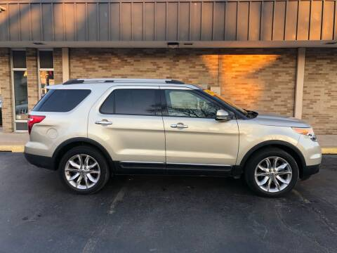 2011 Ford Explorer for sale at Arandas Auto Sales in Milwaukee WI