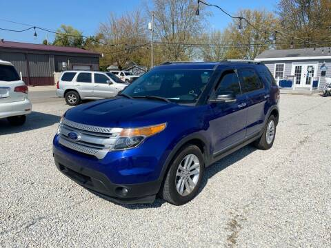 2013 Ford Explorer for sale at Davidson Auto Deals in Syracuse IN
