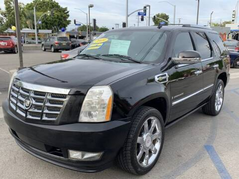 2009 Cadillac Escalade Hybrid for sale at Best Car Sales in South Gate CA