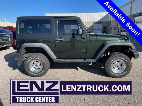2012 Jeep Wrangler for sale at Lenz Auto - Coming Soon in Fond Du Lac WI