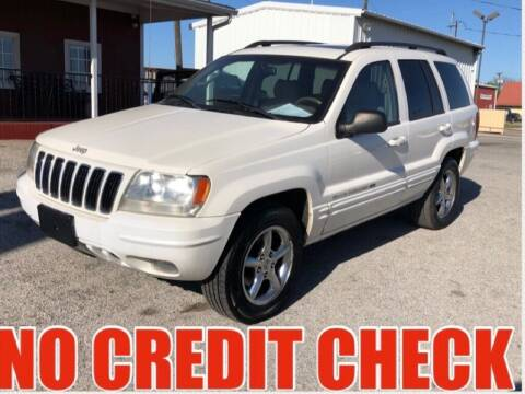 2002 Jeep Grand Cherokee for sale at Decatur 107 S Hwy 287 in Decatur TX