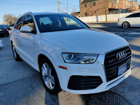 2018 Audi Q3 for sale at LIBERTY AUTOLAND INC in Jamaica NY