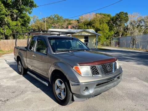 2006 Nissan Frontier for sale at Louie's Auto Sales in Leesburg FL