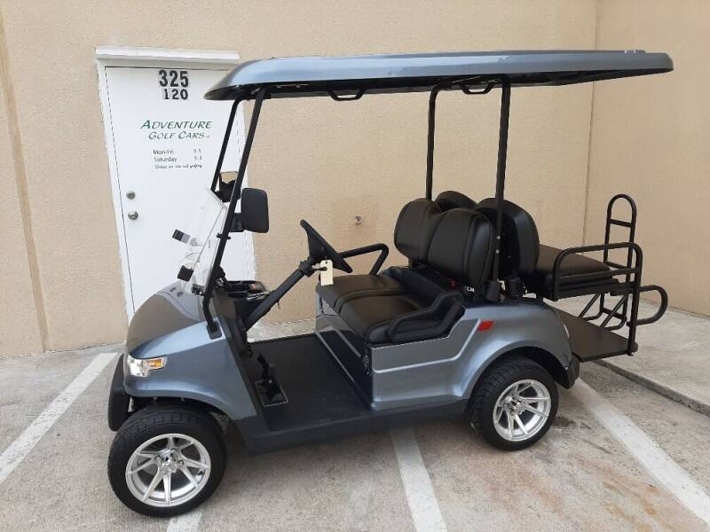 2021 Star EV Capella for sale at ADVENTURE GOLF CARS in Southlake TX