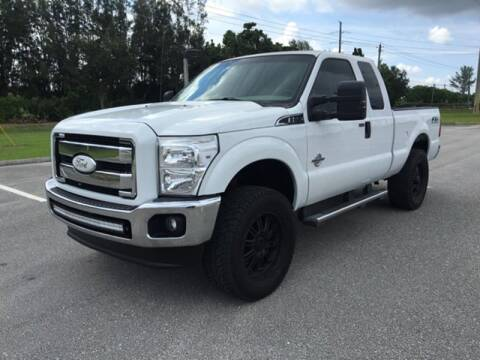 2005 Ford F-250 Super Duty for sale at RPM Motors LLC in West Palm Beach FL