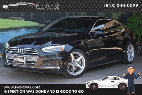 2018 Audi A5 for sale at Best Car Buy in Glendale CA