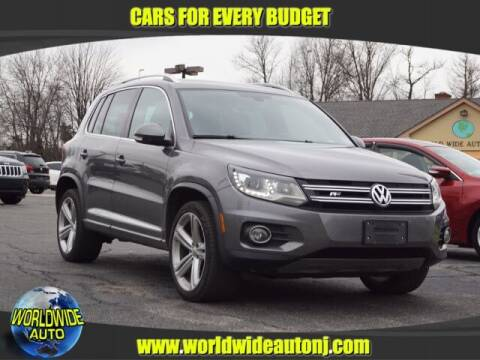 2015 Volkswagen Tiguan for sale at Worldwide Auto in Hamilton NJ
