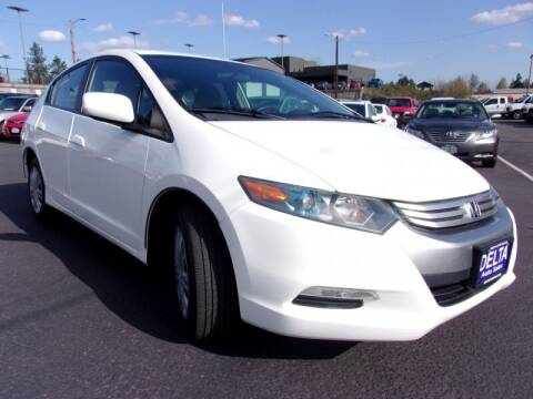 2011 Honda Insight for sale at Delta Auto Sales in Milwaukie OR