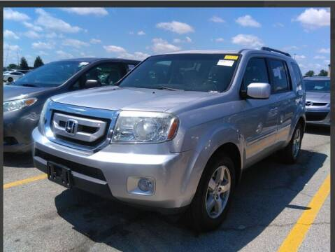2010 Honda Pilot for sale at Arak Auto Group in Bourbonnais IL