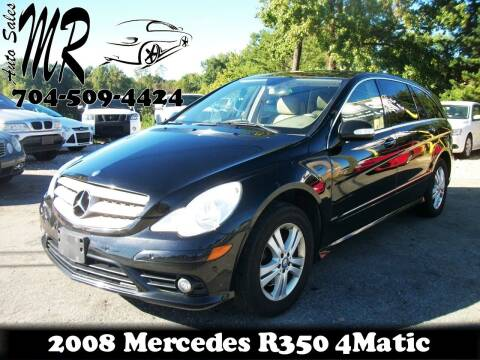2008 Mercedes-Benz R-Class for sale at Mr Auto Sales in Charlotte NC