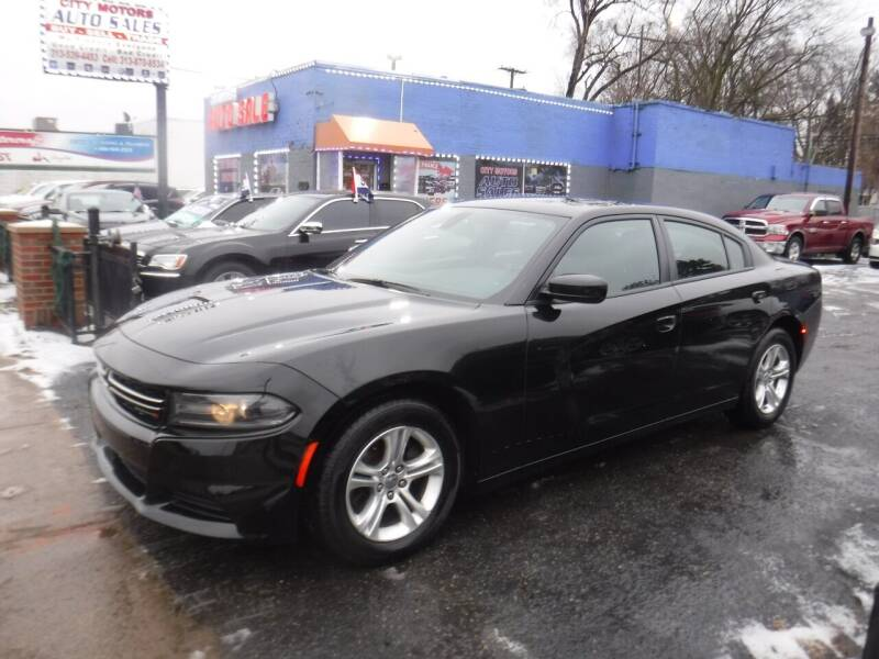 2016 Dodge Charger for sale at City Motors Auto Sale LLC in Redford MI