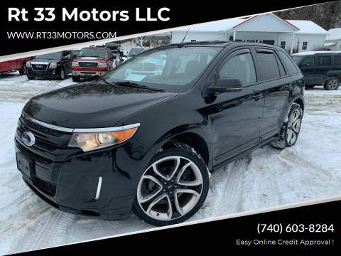 2013 Ford Edge for sale at Rt 33 Motors LLC in Rockbridge OH