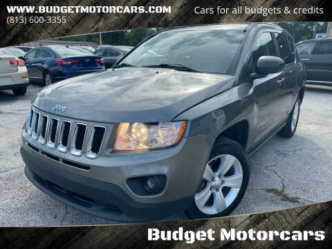 2012 Jeep Compass for sale at Budget Motorcars in Tampa FL
