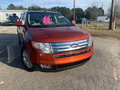 2007 Ford Edge for sale at Samet Performance in Louisburg NC