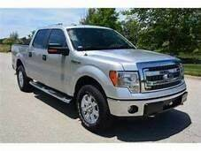 2014 Ford F-150 for sale at GOWHEELMART in Leesville LA