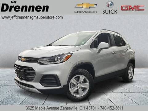2019 Chevrolet Trax for sale at Jeff Drennen GM Superstore in Zanesville OH