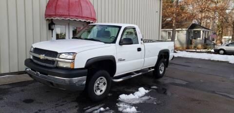 2004 Chevrolet Silverado 2500HD for sale at Bethlehem Auto Sales LLC in Hickory NC