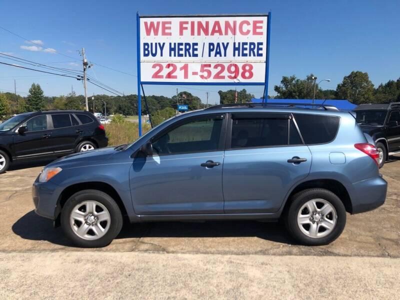 2010 Toyota RAV4 for sale at Price Auto Sales Inc in Jasper AL