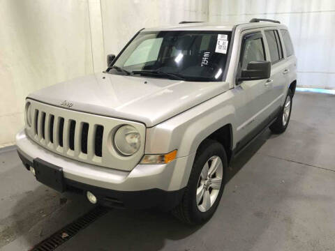 2012 Jeep Patriot for sale at Irving Auto Sales in Whitman MA