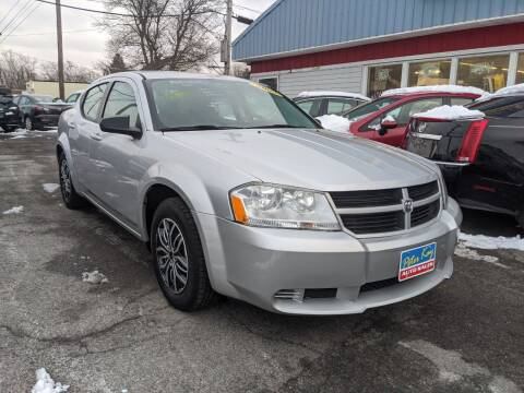 2009 Dodge Avenger for sale at Peter Kay Auto Sales in Alden NY
