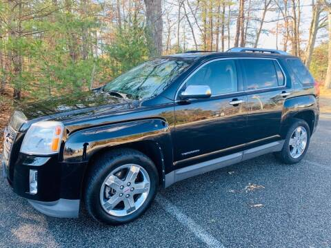 2012 GMC Terrain for sale at 41 Liberty Auto in Kingston MA