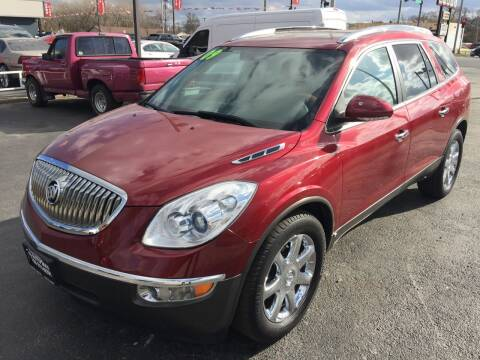 2010 Buick Enclave for sale at ROUTE 6 AUTOMAX in Markham IL