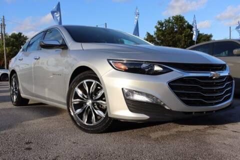 2019 Chevrolet Malibu for sale at OCEAN AUTO SALES in Miami FL