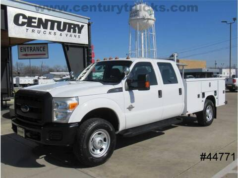 2012 Ford F-350 Super Duty for sale at CENTURY TRUCKS & VANS in Grand Prairie TX