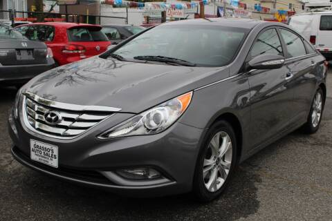 2011 Hyundai Sonata for sale at Grasso's Auto Sales in Providence RI