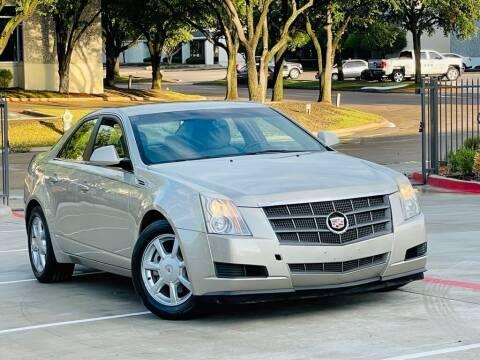 2009 Cadillac CTS for sale at Texas Drive Auto in Dallas TX