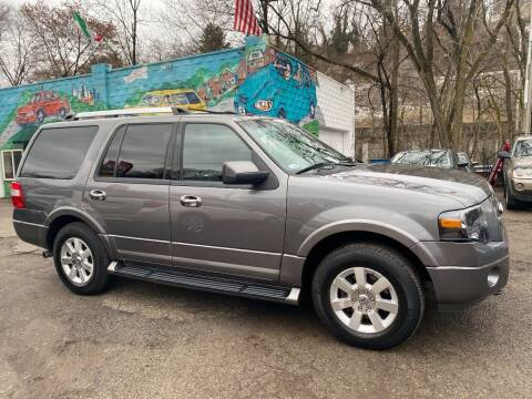 2010 Ford Expedition for sale at Showcase Motors in Pittsburgh PA