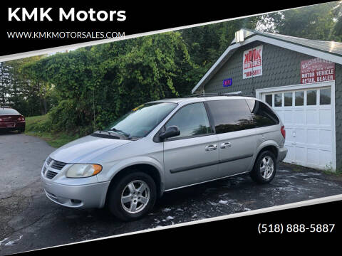 2005 Dodge Caravan for sale at KMK Motors in Latham NY