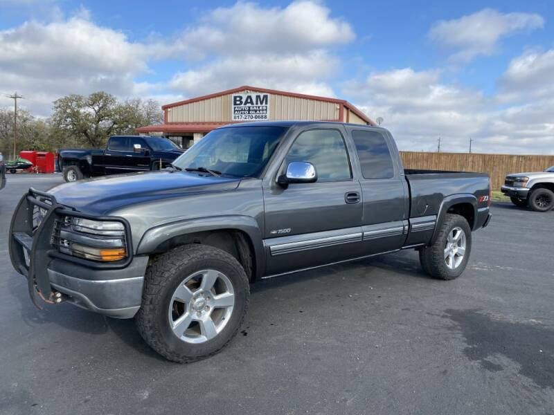 2001 Chevrolet Silverado 1500 for sale at Bam Auto Sales in Azle TX