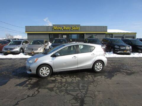 2013 Toyota Prius c for sale at MIRA AUTO SALES in Cincinnati OH