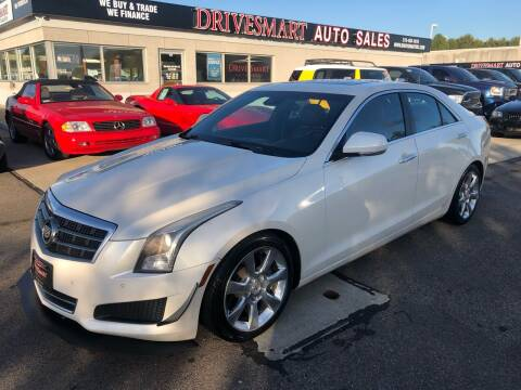 2014 Cadillac ATS for sale at DriveSmart Auto Sales in West Chester OH