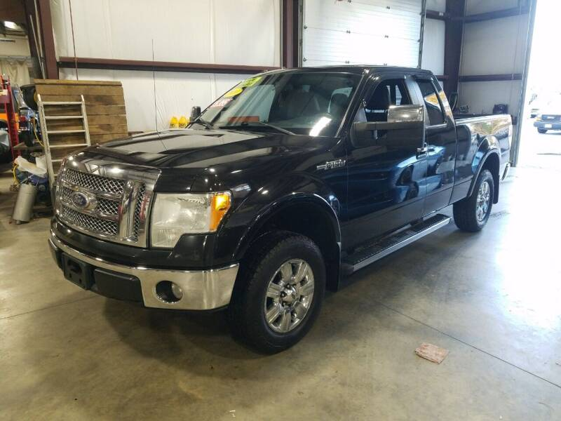 2010 Ford F-150 for sale at Hometown Automotive Service & Sales in Holliston MA