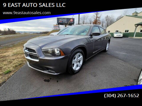 2014 Dodge Charger for sale at 9 EAST AUTO SALES LLC in Martinsburg WV