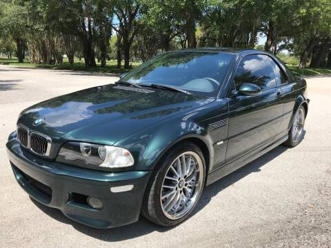 2004 BMW M3 for sale at ROADHOUSE AUTO SALES INC. in Tampa FL