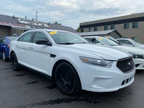 2013 Ford Taurus for sale at WOLF'S ELITE AUTOS in Wilmington DE